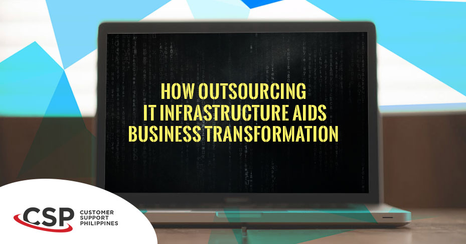 outsourcing IT infrastructure