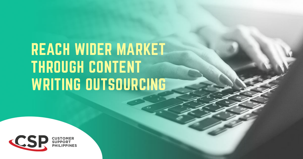 content writing outsourcing companies
